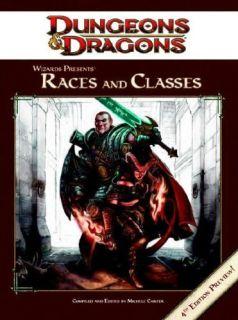 D&D Preview - Races and Classes