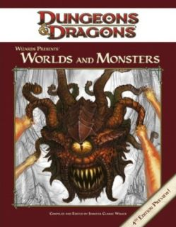 D&D Preview - Worlds and Monsters