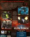 Elite Force - Back