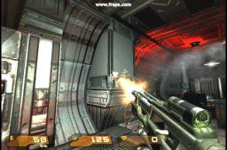 Quake 4 Machinegun
