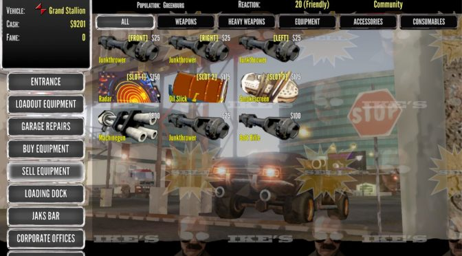 Auto Fire v0.5.08 – Controls! Citadels! Courier Missions!