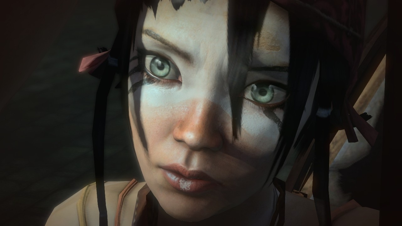 Now Playing Heavenly Sword Vertigames