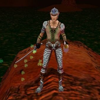 Everquest 1, once pretty, now showing its age