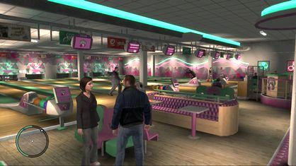 Niko's Bowling Night