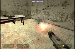 Half Life 2 Pistol