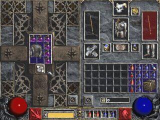 Horadric Cube from Diablo II