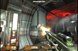 Quake 4 Machinegun