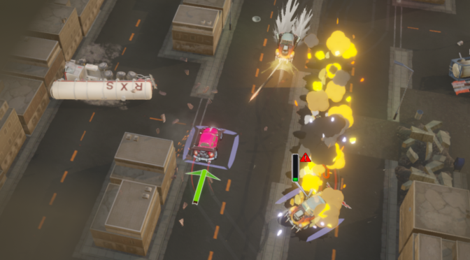 Auto Fire v0.5.09: Better Combat, Better Cities, New Weapons!